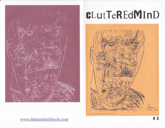 Cluttered Mind # 3