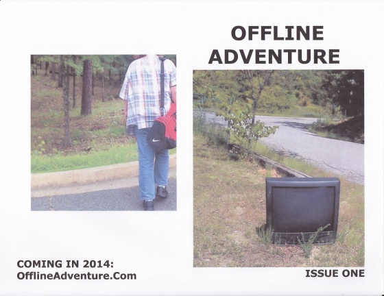 Offline Adventure # 1