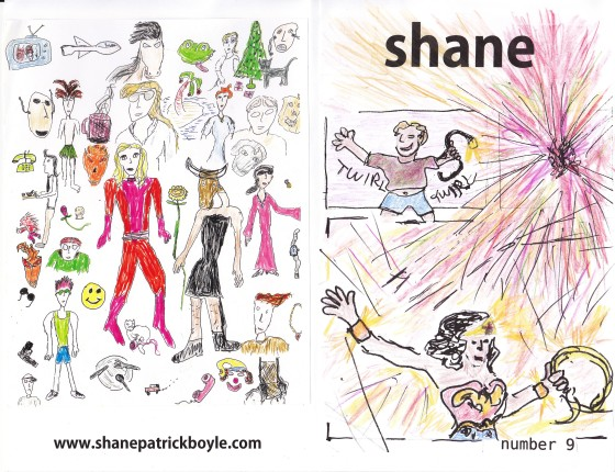 shane 9 covers